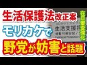 【野党がモリカケで騒いでいる原因】安倍政権、在日生保審査強化!の画像