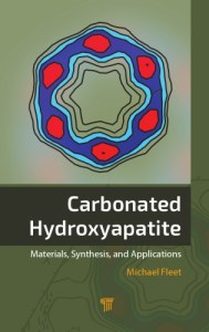 Carbonated hydroxyapatite   materials, synthesis, and applications
