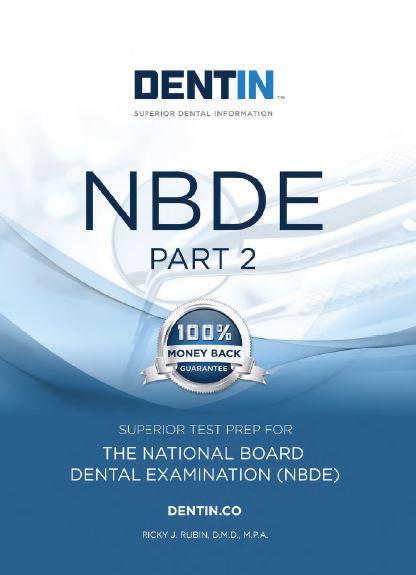 Nbde Part 1 2019