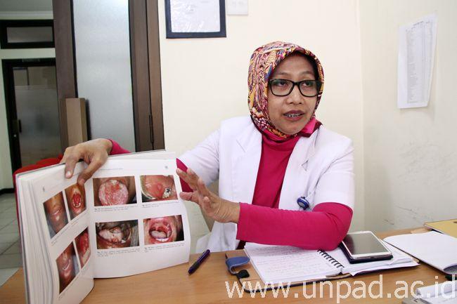 Dr. Irna Sufiawati, drg., Sp.PM : Tekun Teliti Infeksi HIV di Rongga Mulut