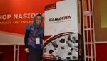 Ika Dewi Ana Raih Penghargaan Berkat Gama-CHA
