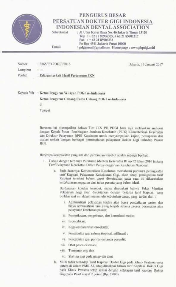 #UPDATE : Apa Saja Sih Pelayanan Kesehatan Gigi Yang Ditanggung BPJS?