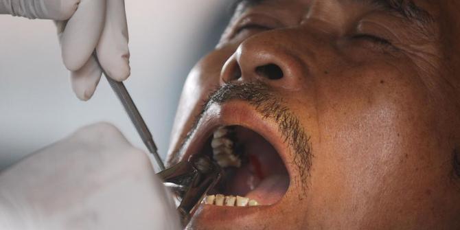 Berawal Dari Asisten Dokter Gigi, Pria Ini Nekat Menggantikan Dokter Gigi Yang Sudah Meninggal