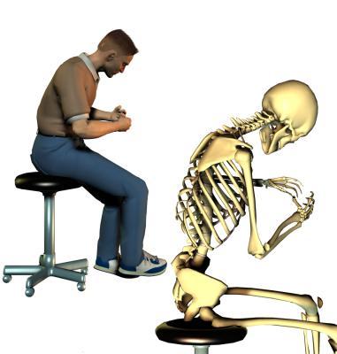 Low Back Pain : Momok Bagi Dokter Gigi