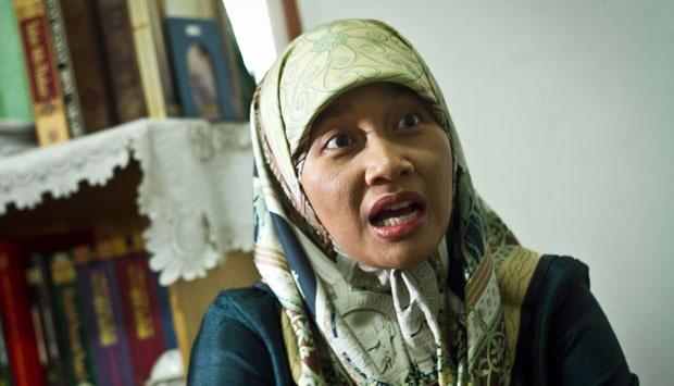 Ranti Aryani : Dokter Gigi, Jilbab, Dan Angkatan Udara Amerika Serikat