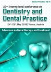 23rd International Conference ond Dentistry and Dental Practice : Advances in Dental Therapy and Treatment