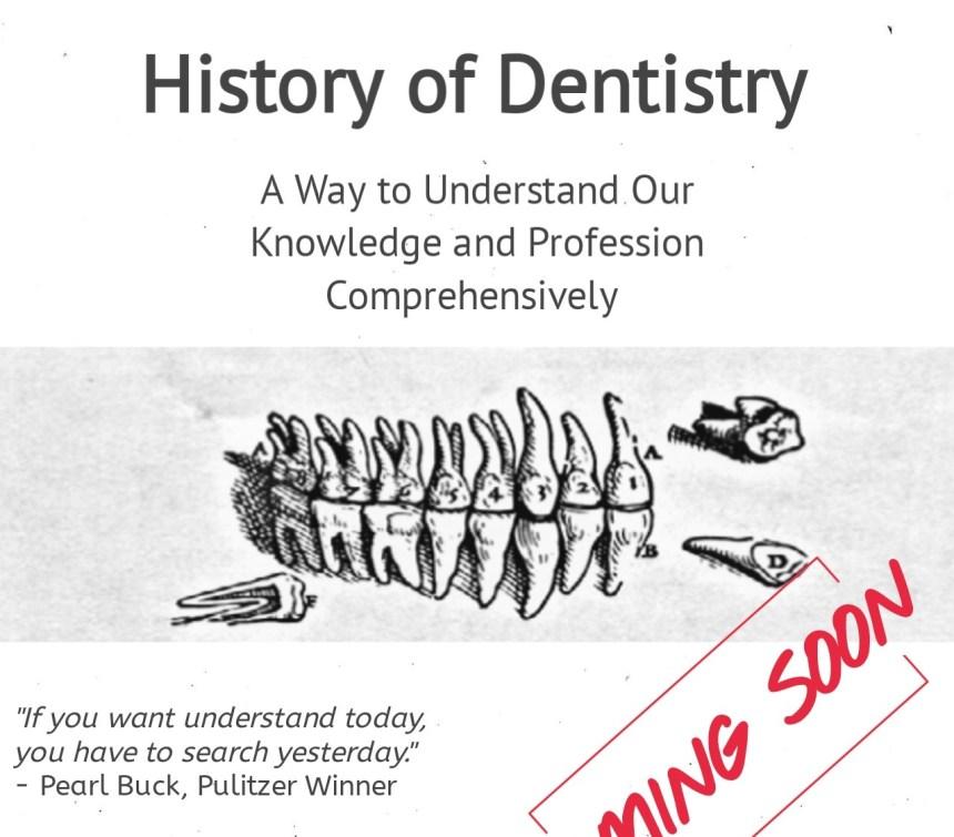 Sebuah Perjalanan: Karies Gigi dan Kedokteran Gigi (I)