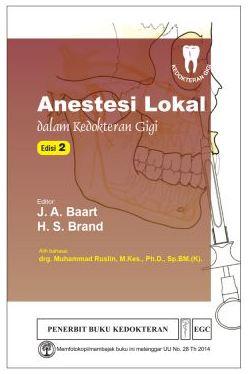 Buku Anestesi Lokal dalam Kedokteran Gigi Edisi 2