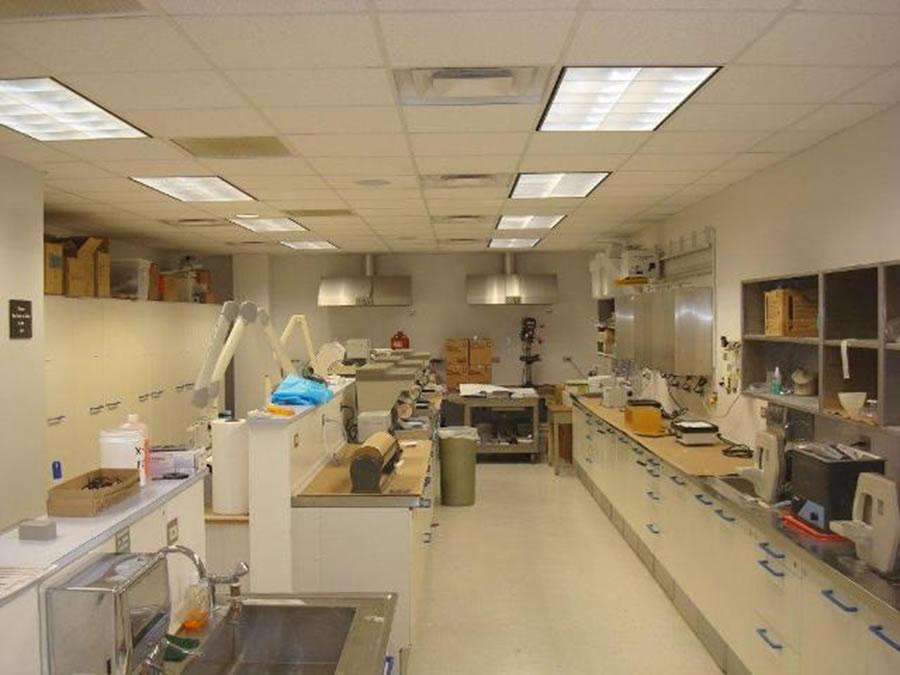 Student Dental Simulation Laboratory College Of