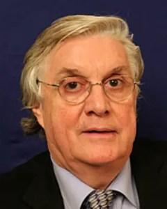 Профессор Жан-Пьерр Бернард