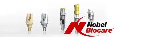 зубные импланты Nobel Biocare (США)