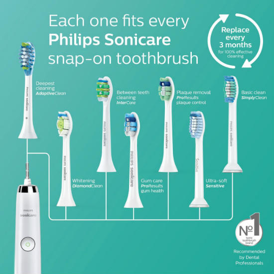 Toothbrush Replacement Heads Coupons