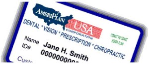 AmeriPlan Dental Card