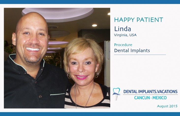 Dental Implants and cheap dentist in Cancun