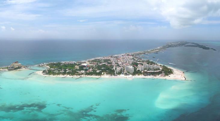 Isla Mujeres Panoramic