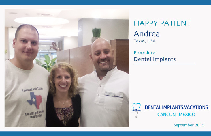 Cheap Dental Implants with Dentists in Cancun