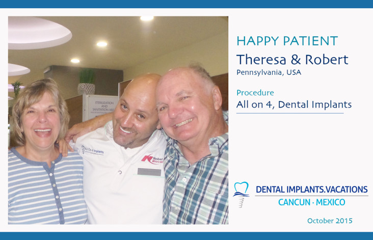 All on 4 Dental Implants with German Arzate
