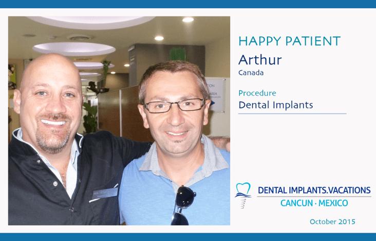 Dental Impants in Cancun