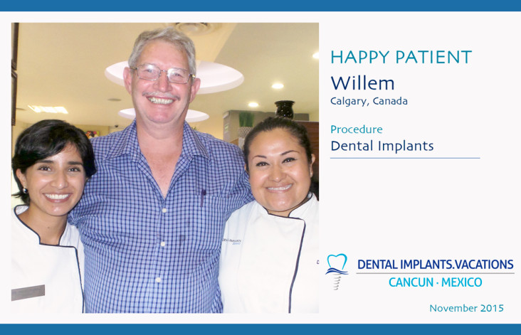 Cheap Dental Implants in Cancun