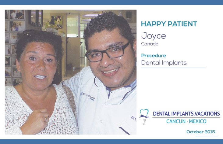 Dental implants vacations