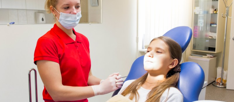What Are The Causes Of Dental Emergencies Regarding Kids?