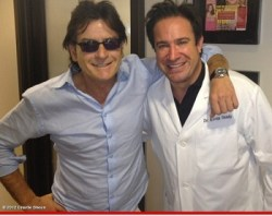 Why is Charlie Sheen's Dentist Winning