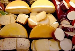 Cut the Cheese for Healthy Teeth