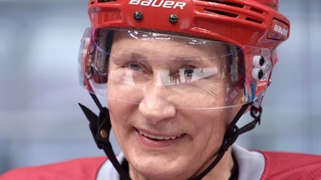 Vladimir Putin Sochi Smile