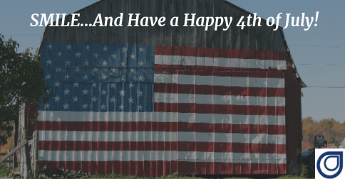 5 Reasons to Smile on the 4th of July