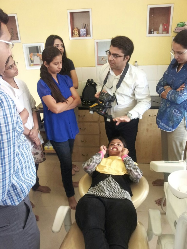 Dental Photography Demo course at thane