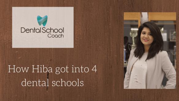 School Selection Service | Dental School Coach