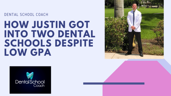 Dental School Coach — Dental School Coach