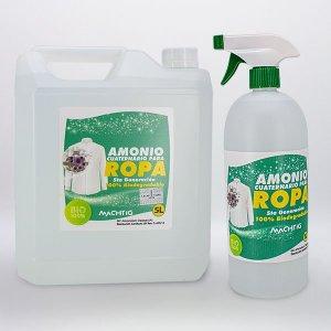 Amonio Cuaternario para Ropa