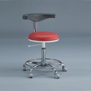 Confident Euro Moulded Dental Operating Stool
