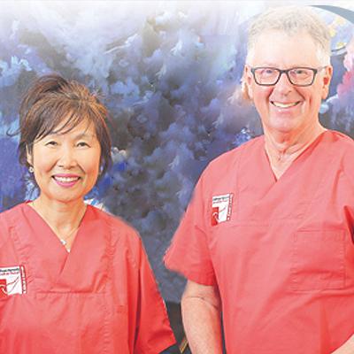 Dr. Friedhelm Bürger & Dr. Yang-Eun Kim, Zahnärzte in Wiesbaden ist Partner von dent.apart