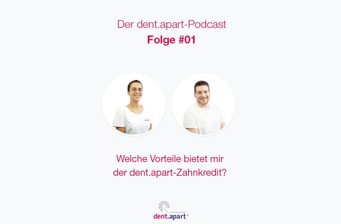 Der dent.apart-Podcast – Folge #01
