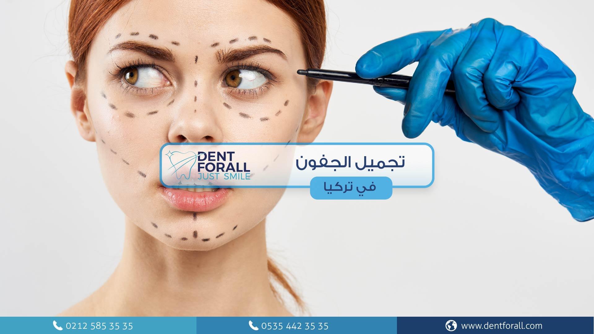 جراحة جفن العين  وأنواع التخدير ، وأيضا أنواع عمليات الجفون