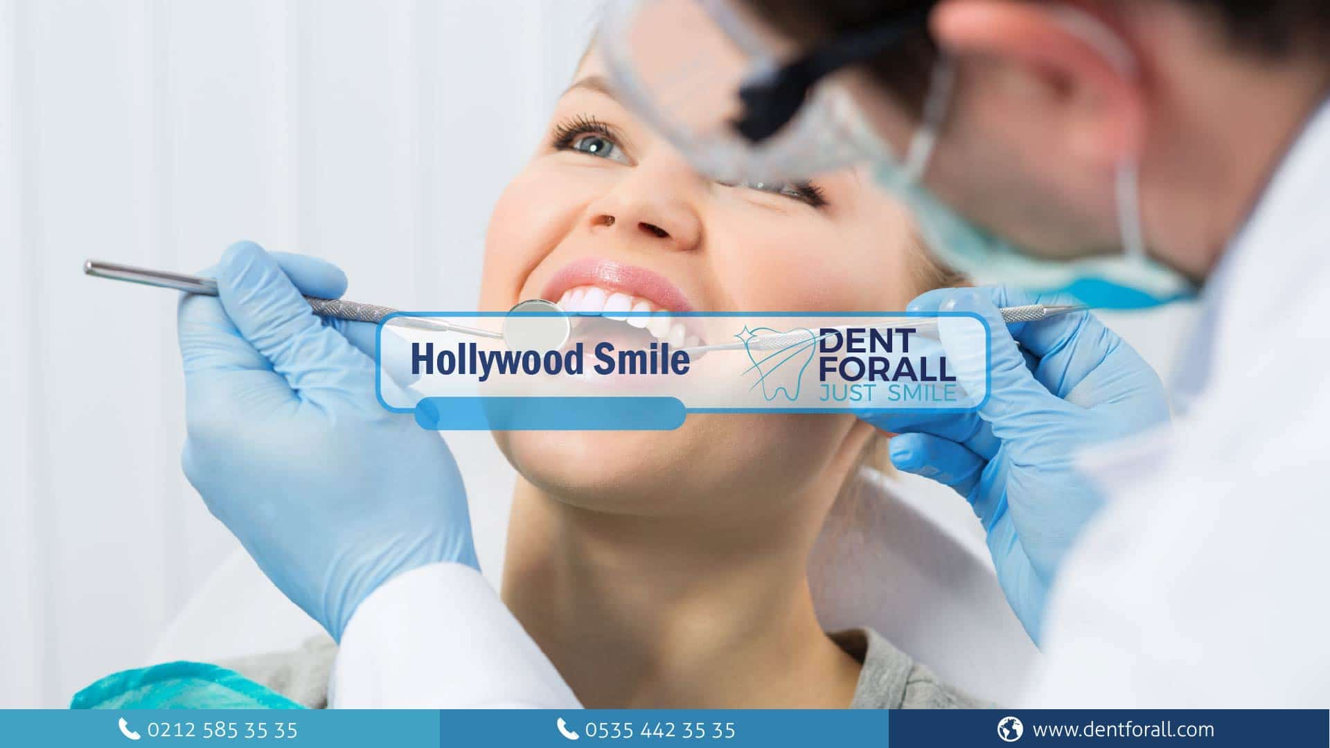 Hollywood smile ,Tips about it  and when can YOU get it