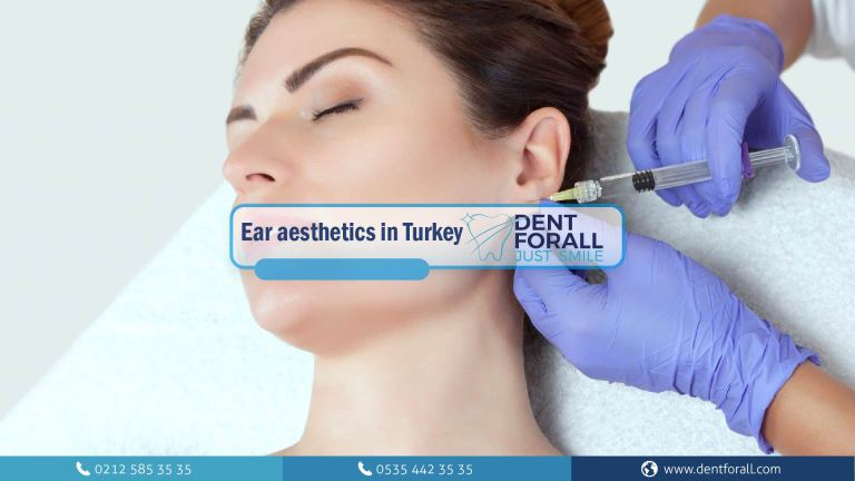 Otoplasty, types of anesthesia and postoperative complications