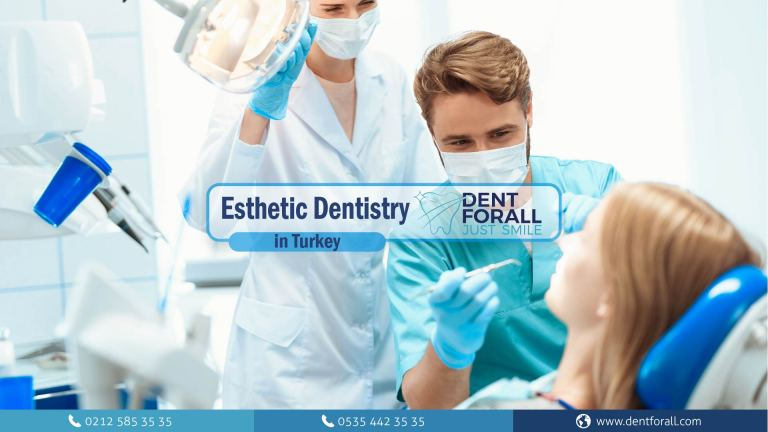 ESTHETIC DENTISTRY  in Turkey, clarification of costs and prices