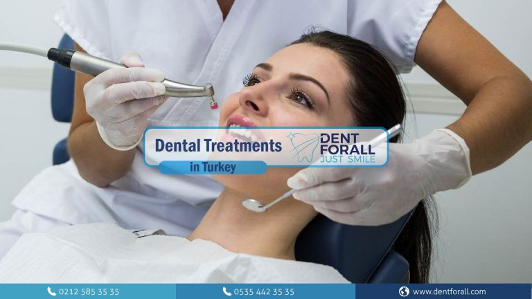 Dental treatment, how to take care of , types of dental treatments to suit the situation