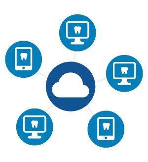 Cloud DentiMax Icon