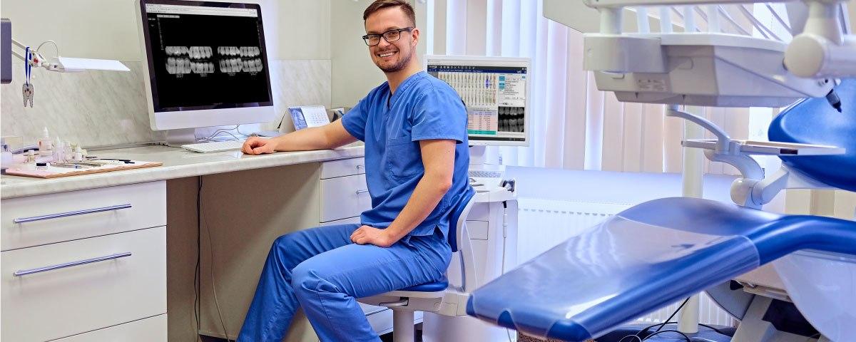 Dental management software and equipment