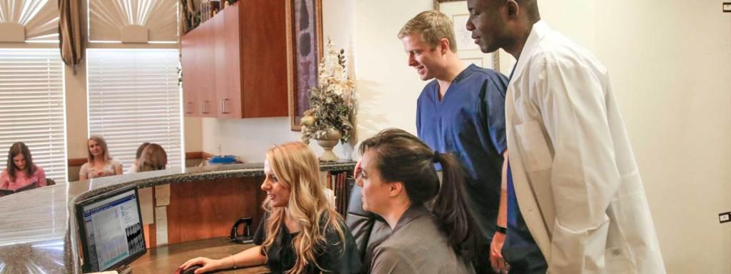 Training for effective dental practice management