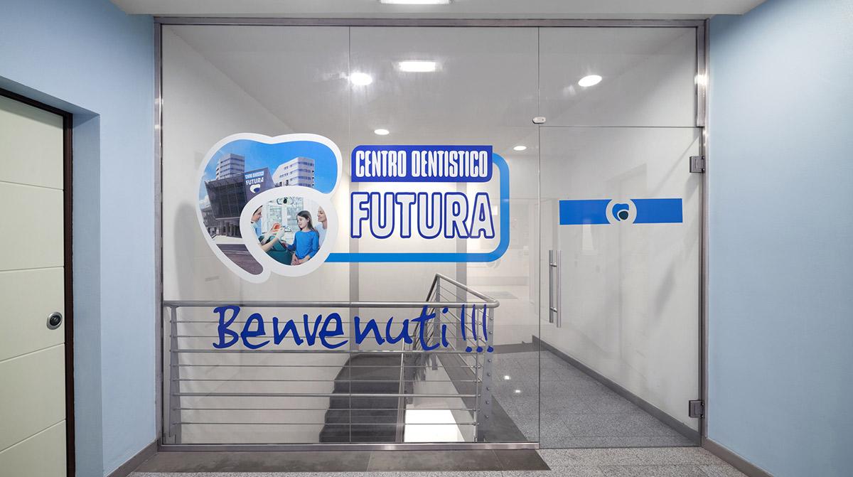 Il centro dentistico Futura di Brescia