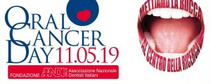Il logo dell'Oral Cancer Day