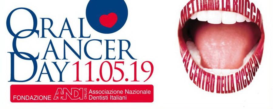 Il logo dell'Oral Cancer Day