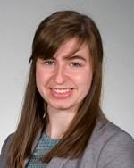 Briana Bonney, first-year dental hygiene student