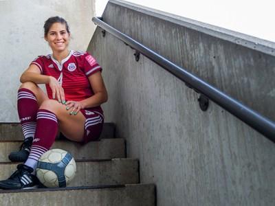 World Cup Soccer - Alina Garciamendez-Rowold