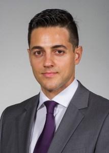 Michael Khalili-Tehrani, D2 and chapter vice president